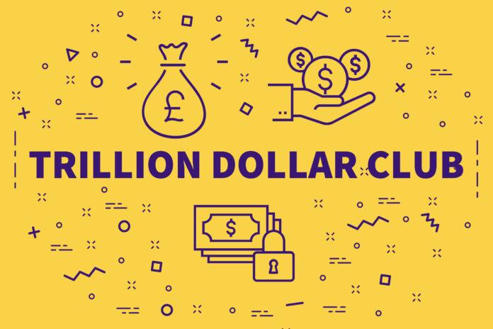 Trillion dollar club