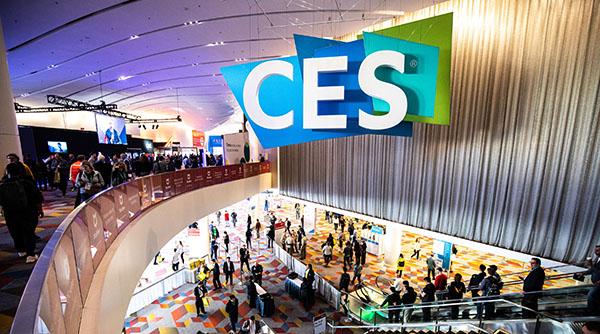 CES event
